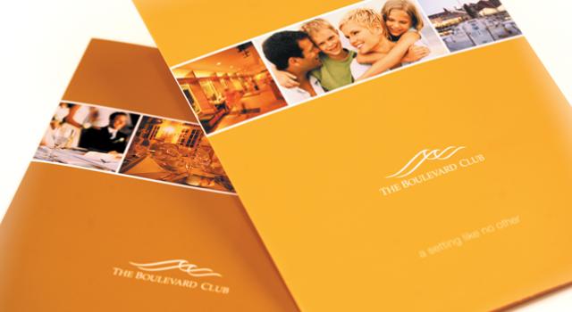 The Boulevard Club – Brand
