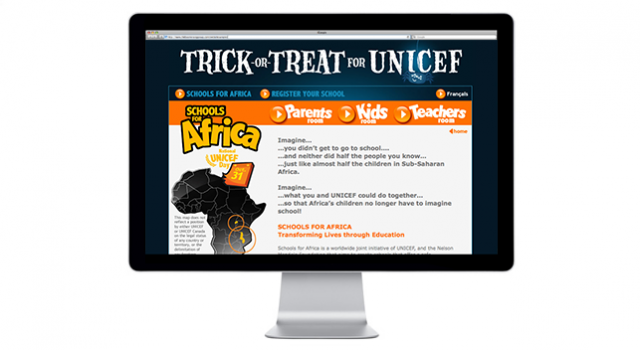 UNICEF – Website