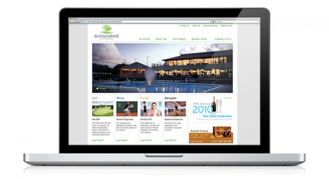 RHCC & RHGC Website
